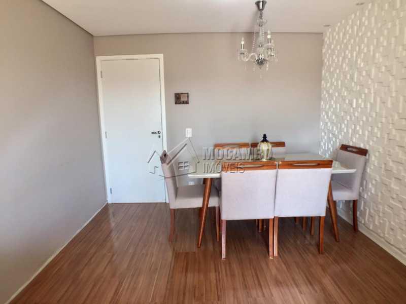 Sala - Apartamento 2 quartos à venda Itatiba,SP - R$ 250.000 - FCAP21080 - 8