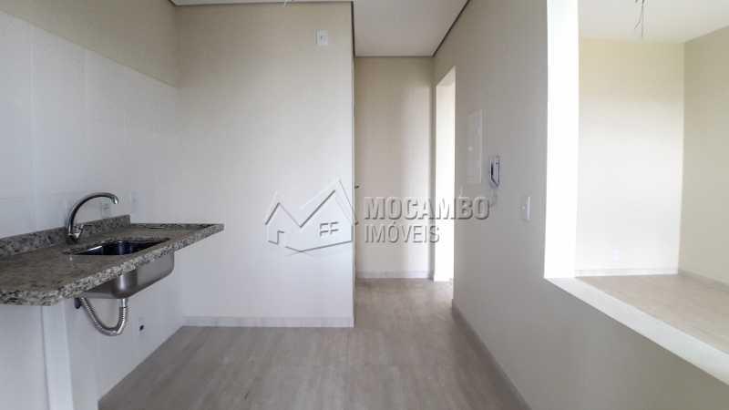 Cozinha - Apartamento 2 quartos à venda Itatiba,SP - R$ 355.000 - FCAP21081 - 14