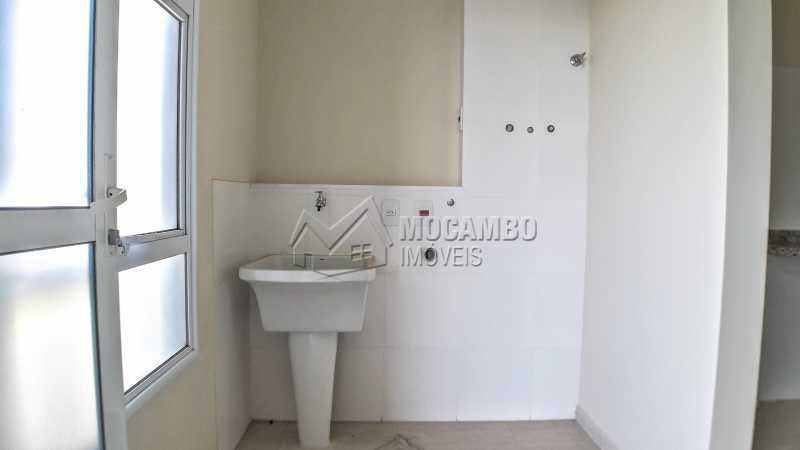 Lavanderia - Apartamento 2 quartos à venda Itatiba,SP - R$ 355.000 - FCAP21081 - 15