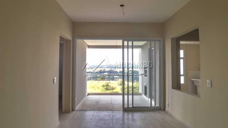 Sala - Apartamento 2 quartos à venda Itatiba,SP - R$ 355.000 - FCAP21081 - 9