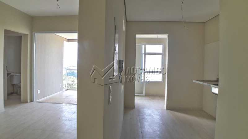 Sala/Cozinha - Apartamento 2 quartos à venda Itatiba,SP - R$ 355.000 - FCAP21081 - 11