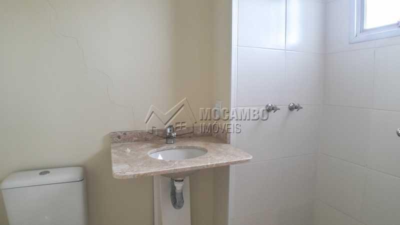 Banheiro - Apartamento 2 quartos à venda Itatiba,SP - R$ 355.000 - FCAP21081 - 17