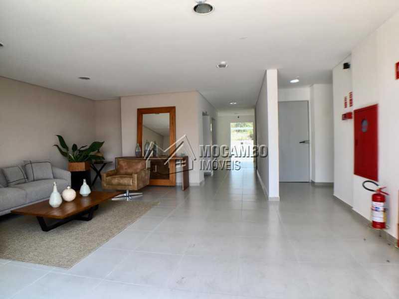 Hall de Entrada - Apartamento 2 quartos à venda Itatiba,SP - R$ 355.000 - FCAP21081 - 4