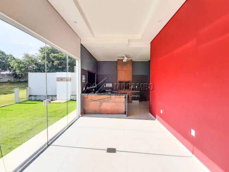 Área Gourmet . - Casa em Condomínio 3 quartos à venda Itatiba,SP - R$ 1.099.000 - FCCN30455 - 21