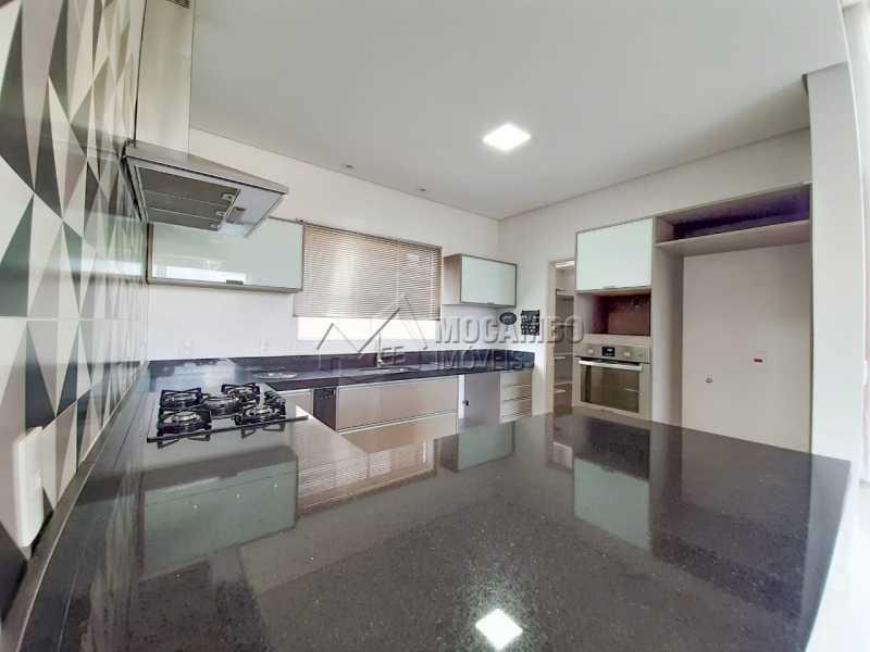 Cozinha. - Casa em Condomínio 3 quartos à venda Itatiba,SP - R$ 1.099.000 - FCCN30455 - 6