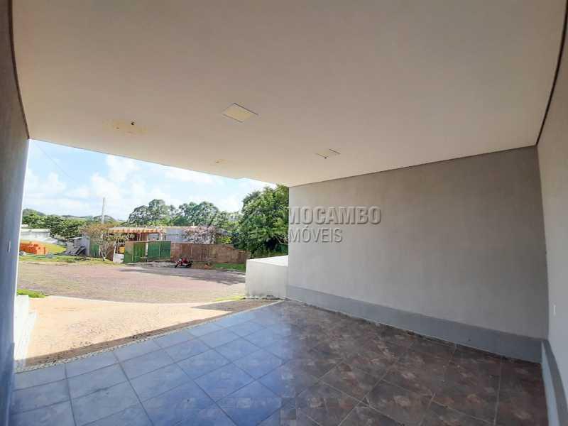 Garagem. - Casa em Condomínio 3 quartos à venda Itatiba,SP - R$ 1.099.000 - FCCN30455 - 18