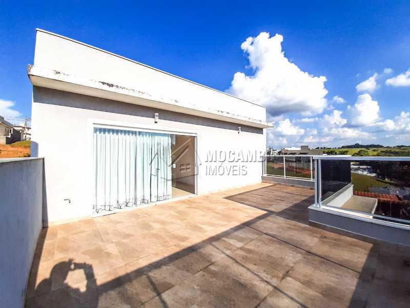 Sacada. - Casa em Condomínio 3 quartos à venda Itatiba,SP - R$ 1.099.000 - FCCN30455 - 17