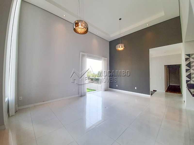 Sala - Casa em Condomínio 3 quartos à venda Itatiba,SP - R$ 1.099.000 - FCCN30455 - 4