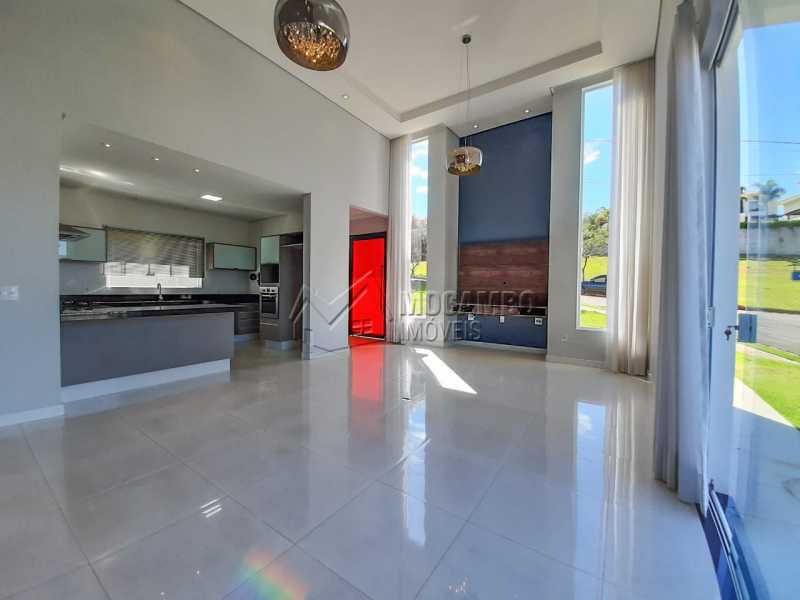 Sala - Casa em Condomínio 3 quartos à venda Itatiba,SP - R$ 1.099.000 - FCCN30455 - 3