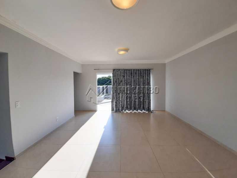 Sala superior. - Casa em Condomínio 3 quartos à venda Itatiba,SP - R$ 1.099.000 - FCCN30455 - 14