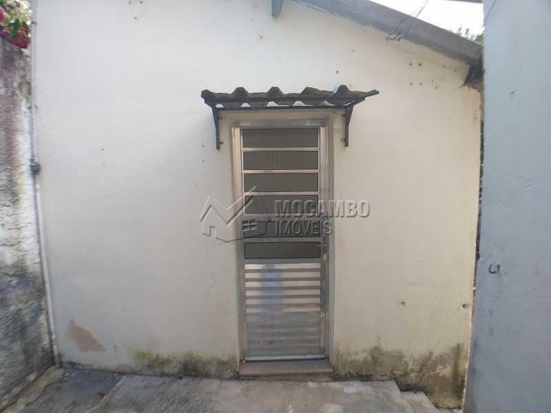 Faixada - Casa 1 quarto para alugar Itatiba,SP - R$ 640 - FCCA10282 - 3