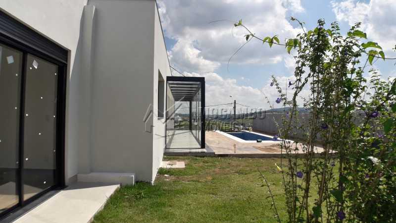 Fachada Externa - Casa em Condomínio 3 quartos à venda Itatiba,SP - R$ 1.250.000 - FCCN30456 - 20