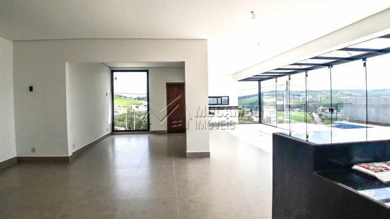 Salas Ambientes - Casa em Condomínio 3 quartos à venda Itatiba,SP - R$ 1.250.000 - FCCN30456 - 1