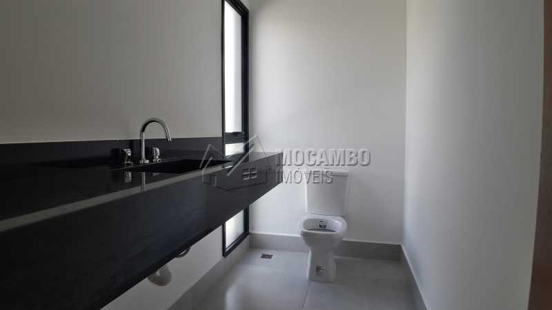 Lavabo - Casa em Condomínio 3 quartos à venda Itatiba,SP - R$ 1.250.000 - FCCN30456 - 5