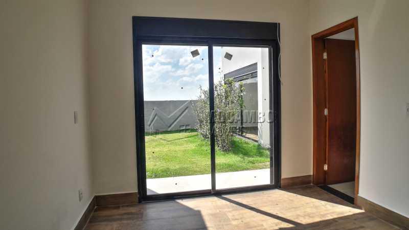 Suíte 01 - Casa em Condomínio 3 quartos à venda Itatiba,SP - R$ 1.250.000 - FCCN30456 - 11