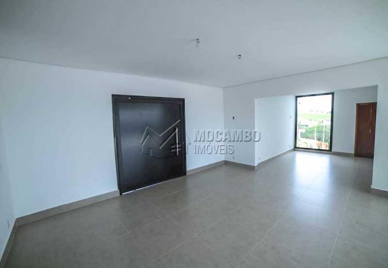 Salas Ambientes - Casa em Condomínio 3 quartos à venda Itatiba,SP - R$ 1.250.000 - FCCN30456 - 4