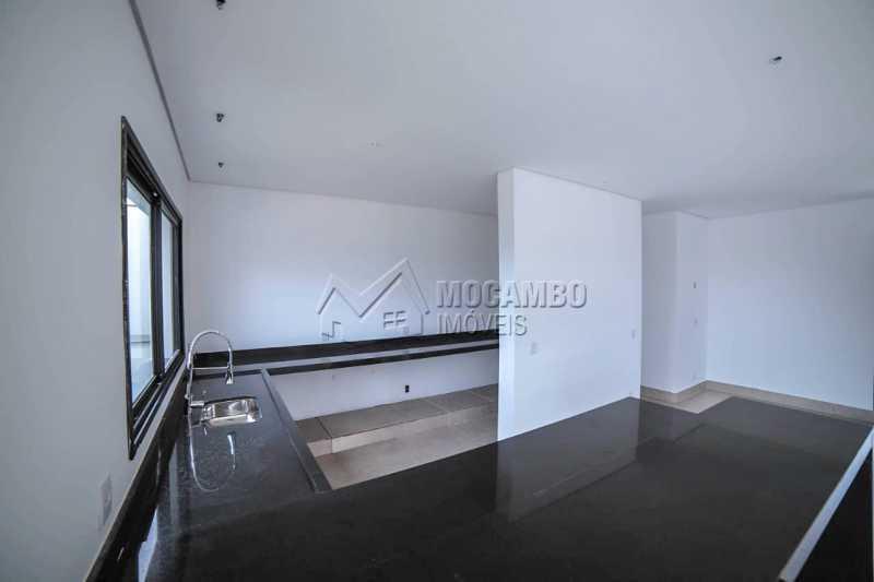 Cozinha Americana - Casa em Condomínio 3 quartos à venda Itatiba,SP - R$ 1.250.000 - FCCN30456 - 7