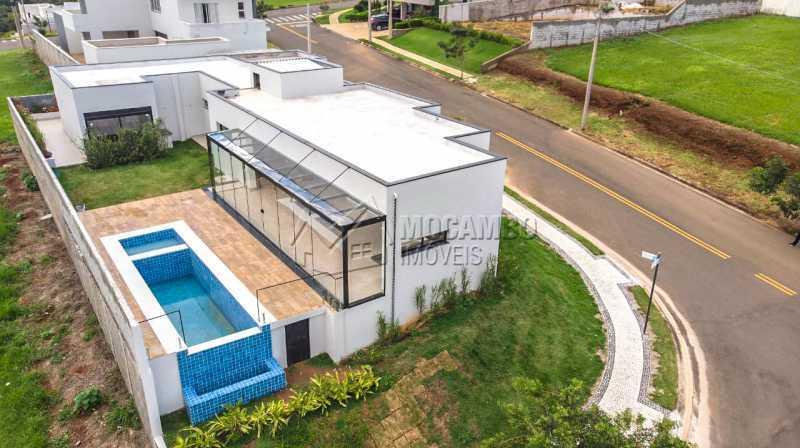 Casa - Casa em Condomínio 3 quartos à venda Itatiba,SP - R$ 1.250.000 - FCCN30456 - 19