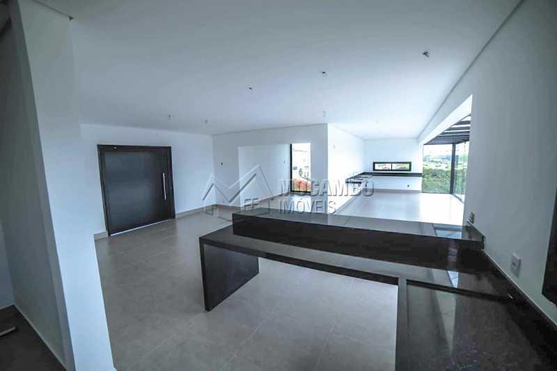 Salas e cozinha Conjugadas - Casa em Condomínio 3 quartos à venda Itatiba,SP - R$ 1.250.000 - FCCN30456 - 8