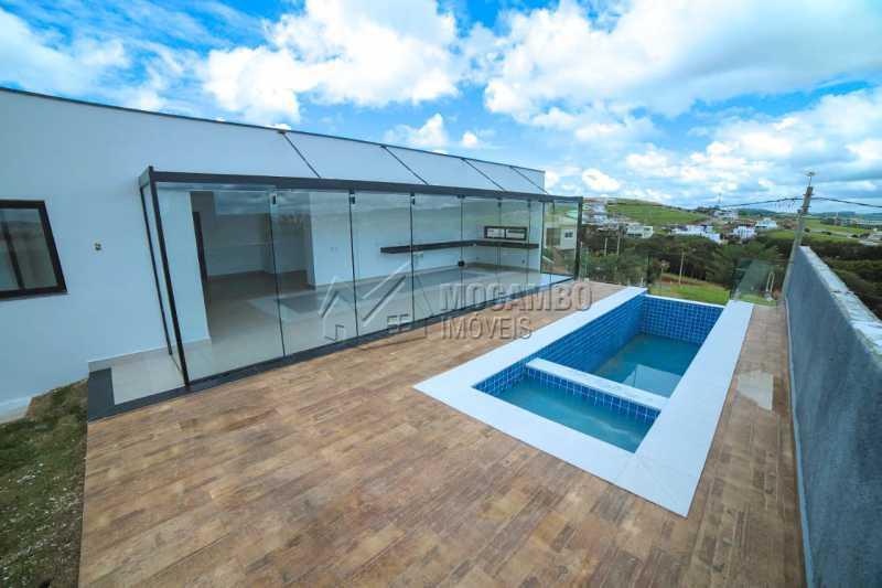 Área Externa - Casa em Condomínio 3 quartos à venda Itatiba,SP - R$ 1.250.000 - FCCN30456 - 21