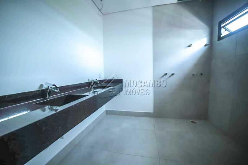 Banheiro Suíte 03 - Casa em Condomínio 3 quartos à venda Itatiba,SP - R$ 1.250.000 - FCCN30456 - 17