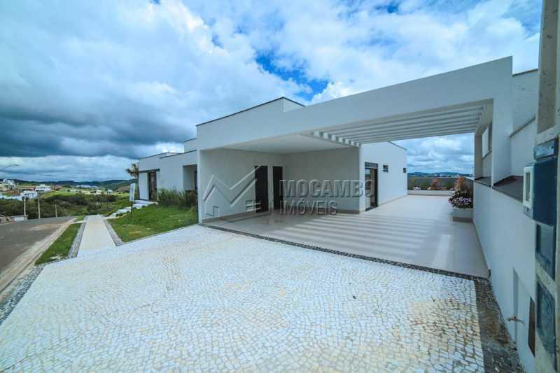 Garagem - Casa em Condomínio 3 quartos à venda Itatiba,SP - R$ 1.250.000 - FCCN30456 - 24