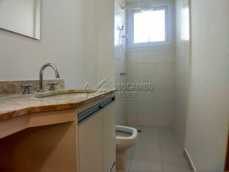 Banheiro Social - Apartamento 2 quartos para alugar Itatiba,SP - R$ 1.800 - FCAP21084 - 7