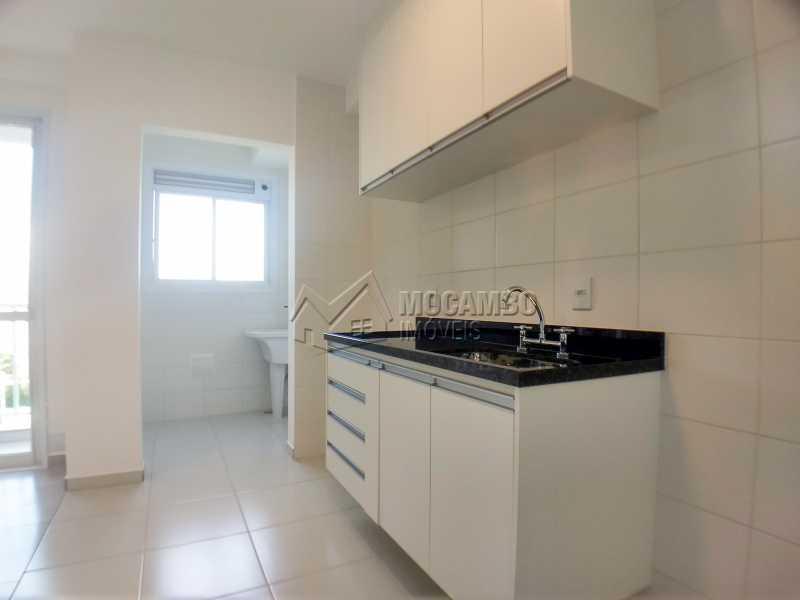 Cozinha - Apartamento 2 quartos para alugar Itatiba,SP - R$ 1.800 - FCAP21084 - 4