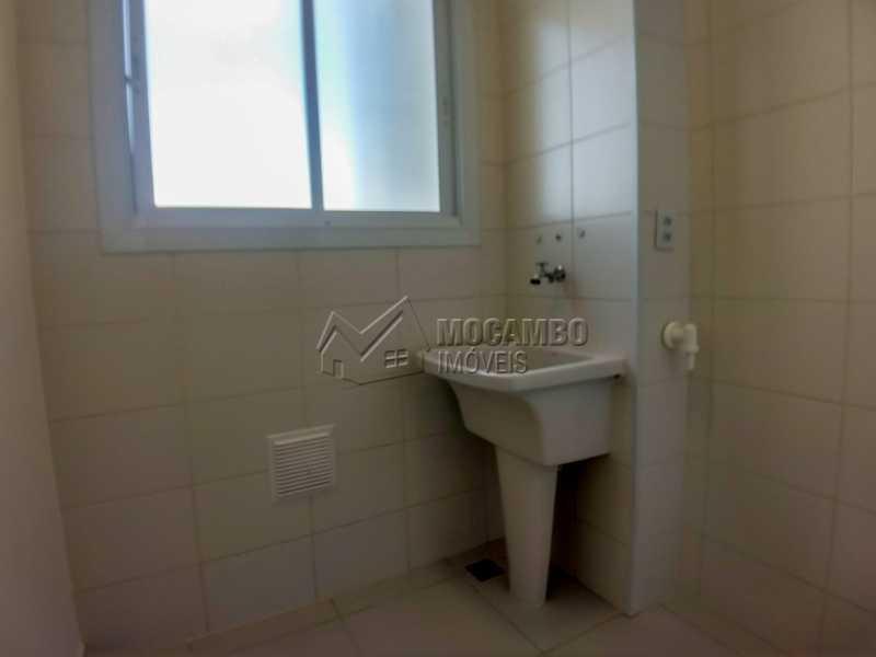 Área de Serviço - Apartamento 2 quartos para alugar Itatiba,SP - R$ 1.800 - FCAP21084 - 8