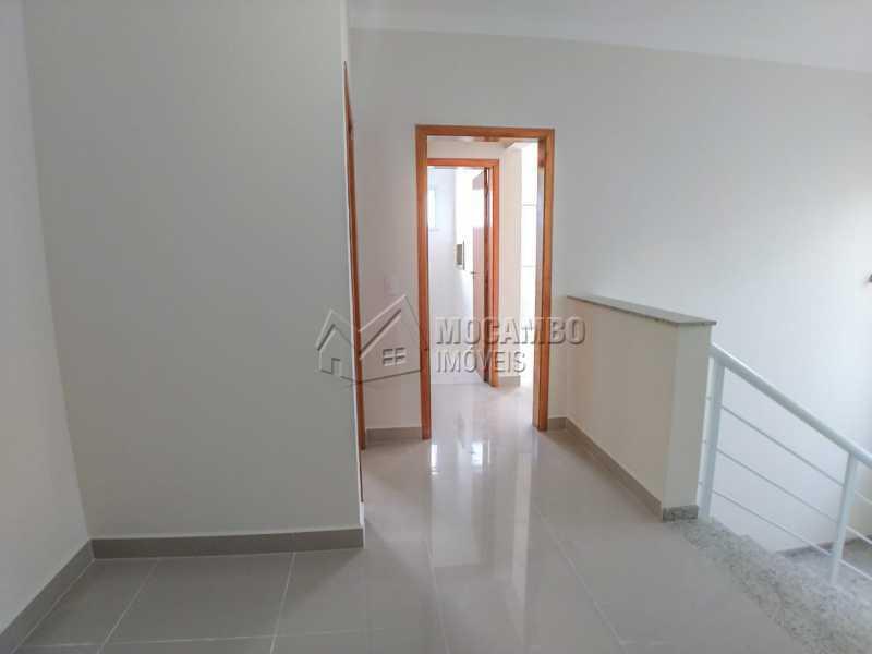 Hall dormitórios - Casa em Condomínio 3 quartos à venda Itatiba,SP - R$ 850.000 - FCCN30457 - 14