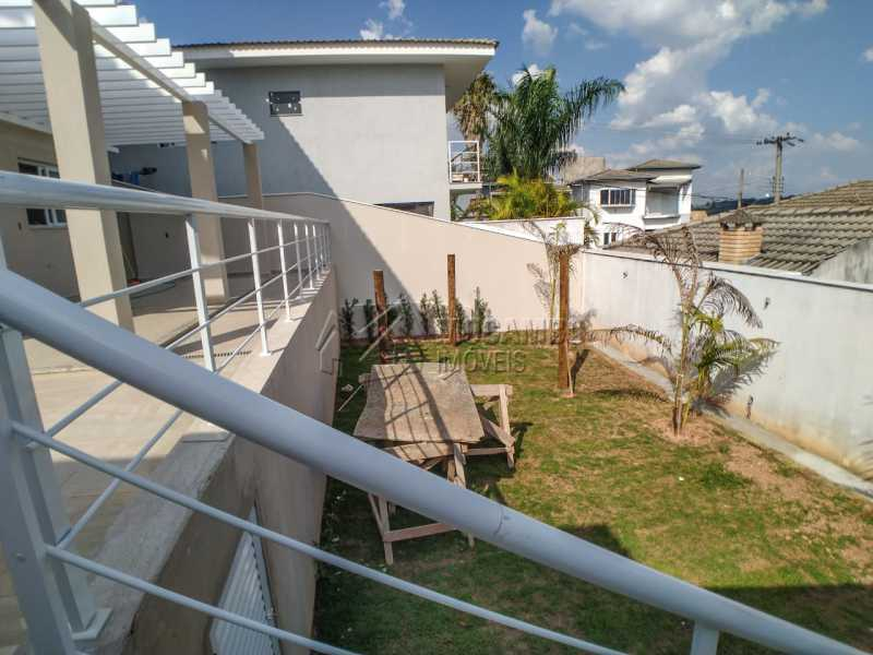 Quintal - Casa em Condomínio 3 quartos à venda Itatiba,SP - R$ 850.000 - FCCN30457 - 7
