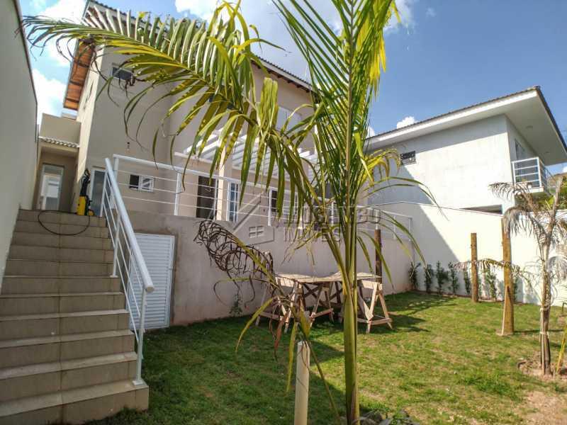 Quintal - Casa em Condomínio 3 quartos à venda Itatiba,SP - R$ 850.000 - FCCN30457 - 8