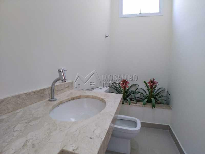 Lavabo - Casa em Condomínio 3 quartos à venda Itatiba,SP - R$ 850.000 - FCCN30457 - 12