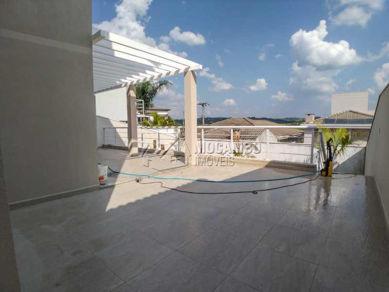 Acesso lateral - Casa em Condomínio 3 quartos à venda Itatiba,SP - R$ 850.000 - FCCN30457 - 5