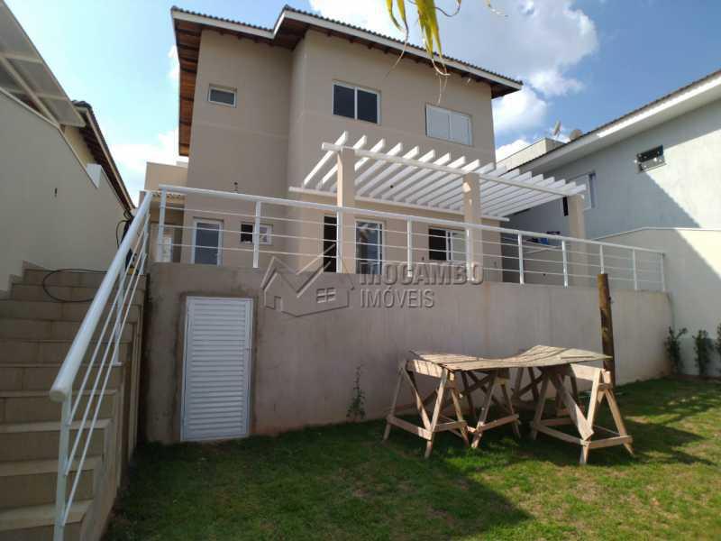 Fundos - Casa em Condomínio 3 quartos à venda Itatiba,SP - R$ 850.000 - FCCN30457 - 9