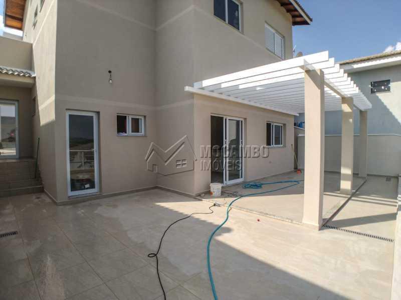 Quintal - Casa em Condomínio 3 quartos à venda Itatiba,SP - R$ 850.000 - FCCN30457 - 6