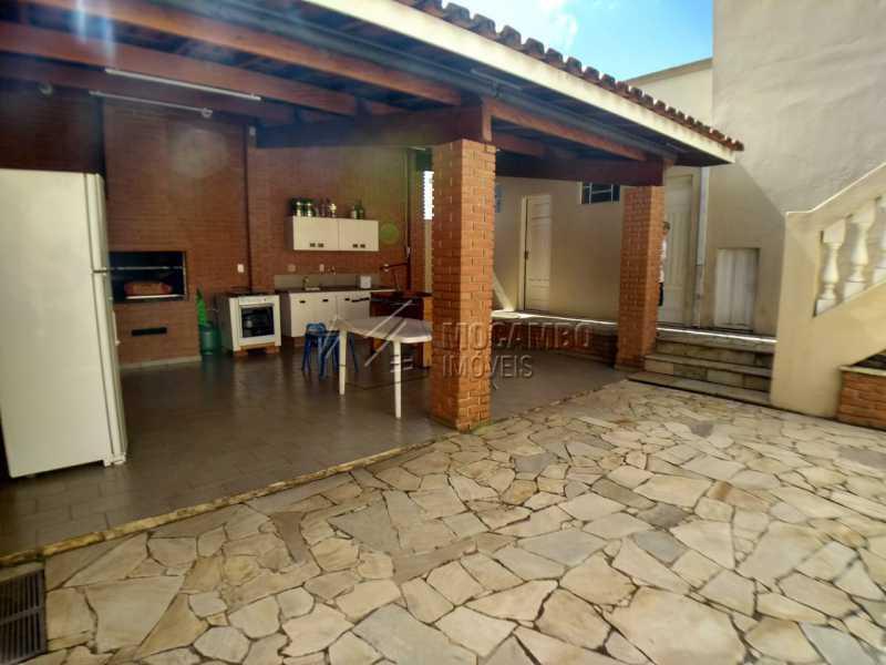 Area gourmet - Casa 3 quartos à venda Itatiba,SP - R$ 679.000 - FCCA31335 - 18