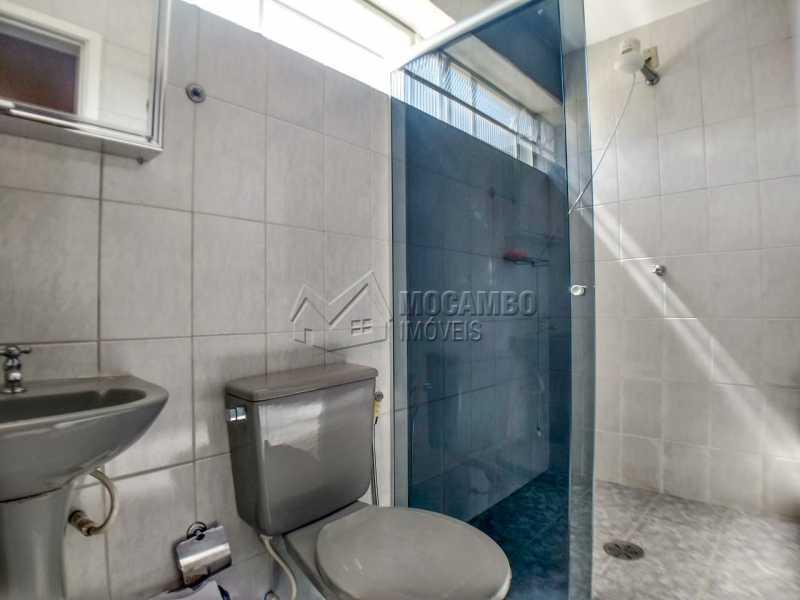 Banheiro parte inferior. - Casa 3 quartos à venda Itatiba,SP - R$ 679.000 - FCCA31335 - 14