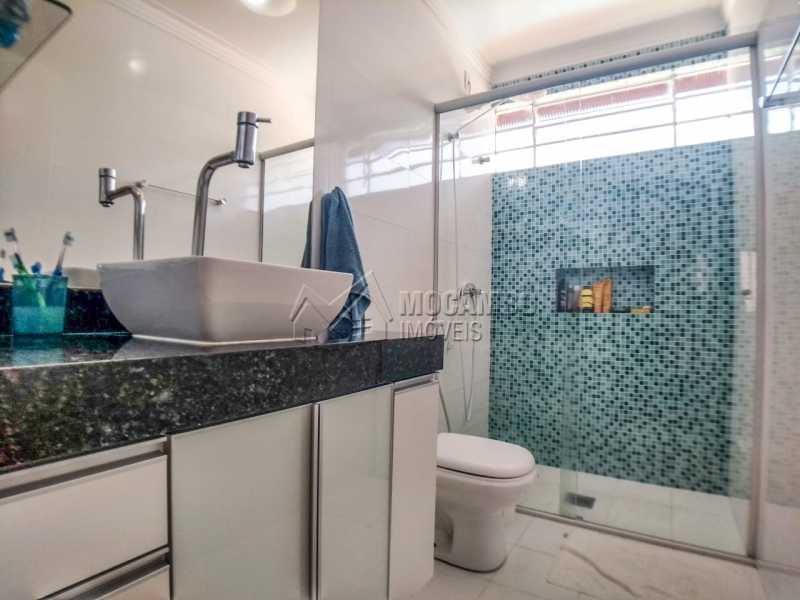 Banheiro Social. - Casa 3 quartos à venda Itatiba,SP - R$ 679.000 - FCCA31335 - 9