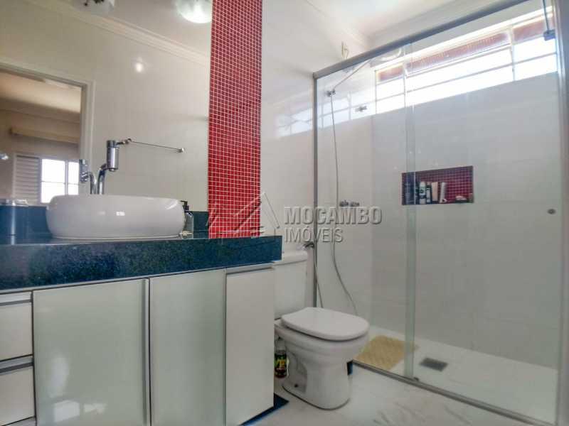 Banheiro suite. - Casa 3 quartos à venda Itatiba,SP - R$ 679.000 - FCCA31335 - 12