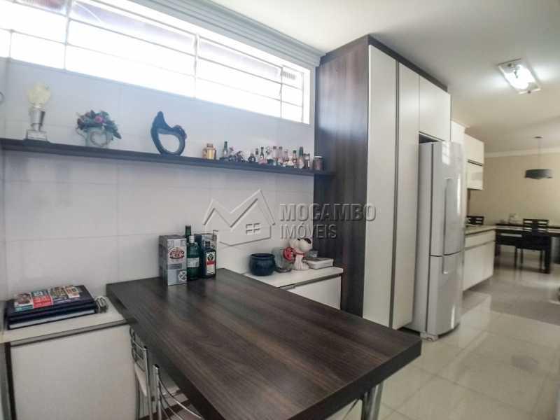 Cozinha. - Casa 3 quartos à venda Itatiba,SP - R$ 679.000 - FCCA31335 - 5