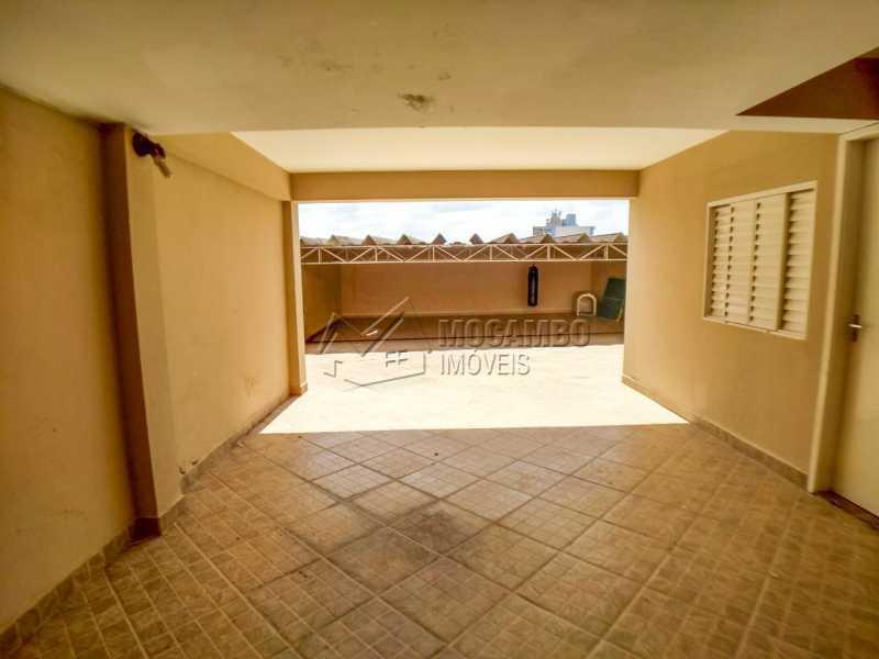 Gragem inferior. - Casa 3 quartos à venda Itatiba,SP - R$ 679.000 - FCCA31335 - 13