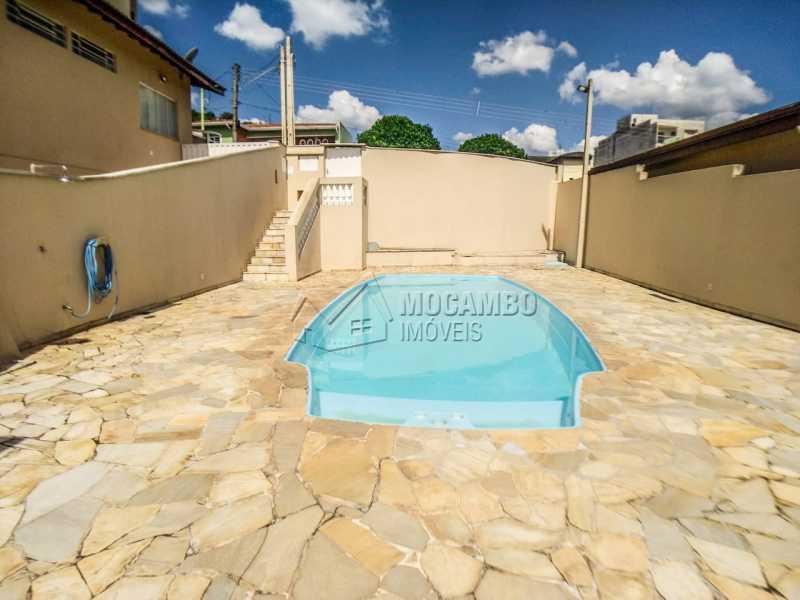 Piscina - Casa 3 quartos à venda Itatiba,SP - R$ 679.000 - FCCA31335 - 1