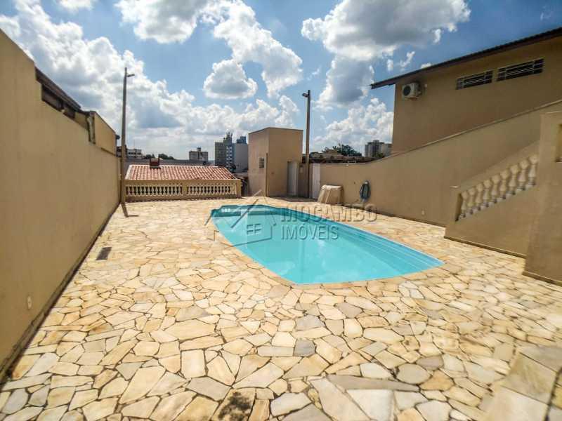 Piscina. - Casa 3 quartos à venda Itatiba,SP - R$ 679.000 - FCCA31335 - 4