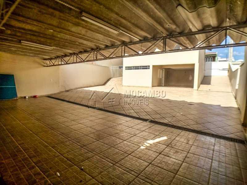 Vista da Garagem . - Casa 3 quartos à venda Itatiba,SP - R$ 679.000 - FCCA31335 - 15