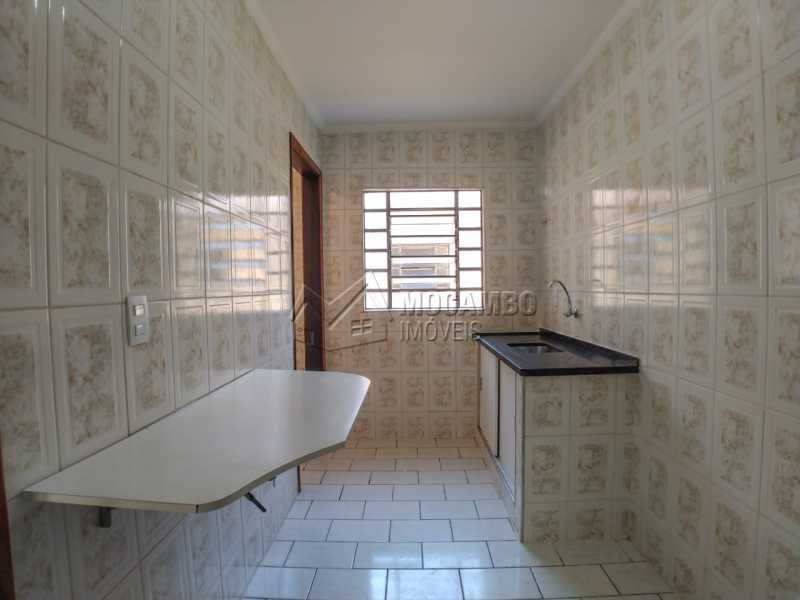Cozinha - Apartamento 3 quartos à venda Itatiba,SP - R$ 190.000 - FCAP30552 - 5
