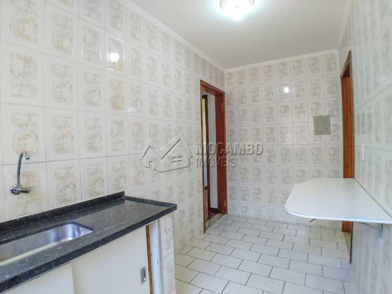 Cozinha - Apartamento 3 quartos à venda Itatiba,SP - R$ 190.000 - FCAP30552 - 6