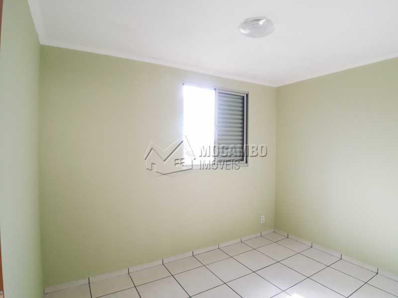 Dormitório 01 - Apartamento Condomínio Núcleo Residencial João Corradini, Itatiba, Núcleo Residencial João Corradini, SP Para Alugar, 2 Quartos, 50m² - FCAP21086 - 4