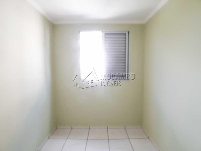 Dormitório 02 - Apartamento Condomínio Núcleo Residencial João Corradini, Itatiba, Núcleo Residencial João Corradini, SP Para Alugar, 2 Quartos, 50m² - FCAP21086 - 5