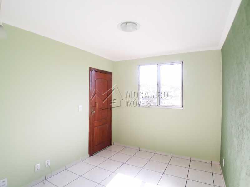 Sala - Apartamento Condomínio Núcleo Residencial João Corradini, Itatiba, Núcleo Residencial João Corradini, SP Para Alugar, 2 Quartos, 50m² - FCAP21086 - 3